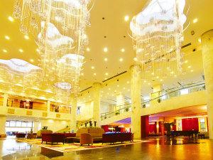 广州白云国际会议中心会议场地-大堂