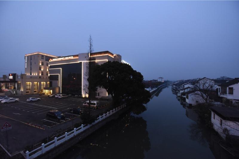 上海萨维尔金爵鹿安酒店