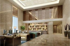 哈尔滨禧合酒店会议场地-酒店大堂吧