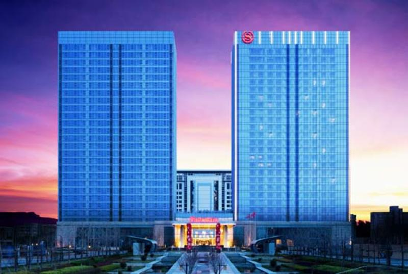 青岛胶州绿城喜来登酒店