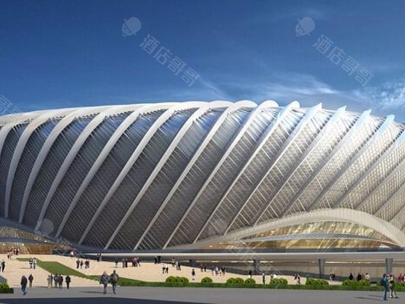 武汉光谷国际网球中心会议场地