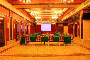 会议厅-U型桌布置