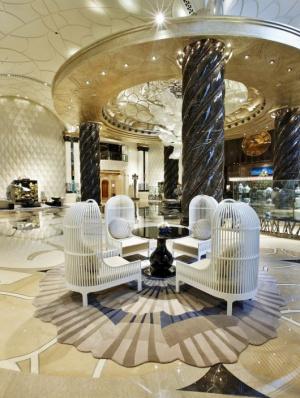上海星河湾酒店会议场地-大厅