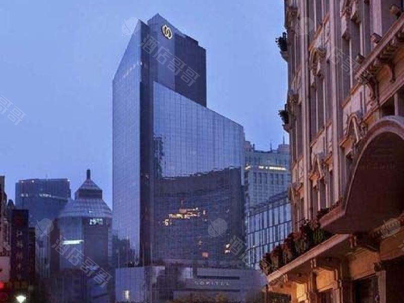 上海索菲特海仑宾馆会议场地