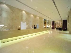 上海广场嘉廷酒店会议场地-大堂