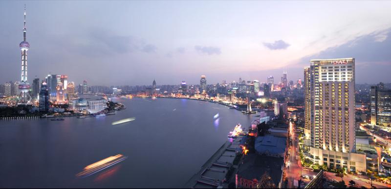上海外滩茂悦大酒店