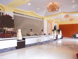北京明日五洲酒店会议场地-