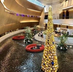 上海虹桥绿地铂瑞酒店会议场地-
