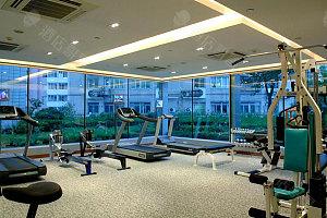 5楼健身房