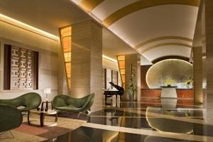 上海宏安瑞士大酒店会议场地-大堂