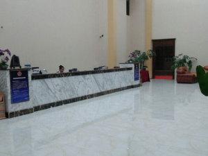 工美蓝孔雀商务酒店(北京西三旗店)会议场地-前台