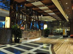 广州颐和大酒店会议场地-大堂