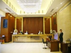 北京明日五洲酒店会议场地-大堂