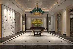 宴会电梯厅