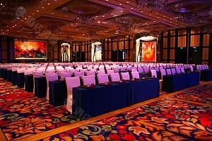 国际会议中心-课桌式