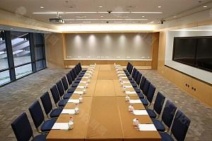 120平会议室-董事会型