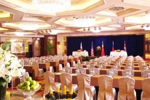 上海国信紫金山大酒店会议场地-