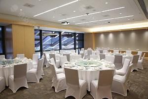 120平会议室-宴会型
