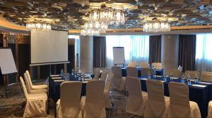 上海东郊宾馆会议场地-鱼骨式会议