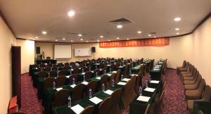 广州莱福广武酒店会议场地-课桌式