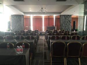 上海天平宾馆会议场地-紫气厅