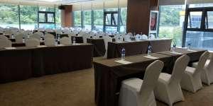 上海东方万国宴会中心会议场地-会议室1