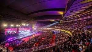 武汉光谷国际网球中心会议场地-