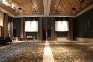 上海崇明金茂凱悅酒店會議場地-宴會廳1+2