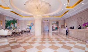 维也纳国际酒店(广州石井店)会议场地-大堂