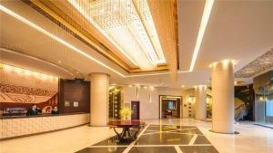 上海甸园锦江宾馆会议场地-