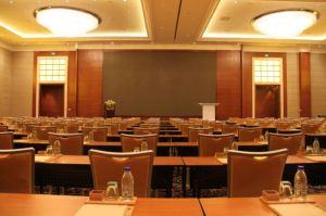 上海雅居樂萬豪酒店會議場地-宴會廳3