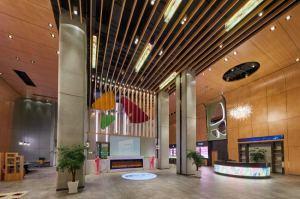 上海张江海科雅乐轩酒店明升m88备用网址m88备用网址-酒店大堂