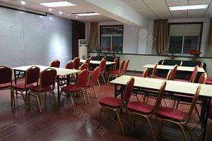 二楼60平会议室