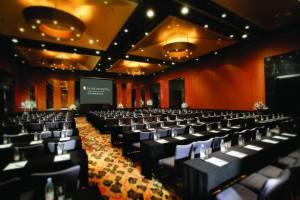 北京金融街国际酒店(原北京金融街洲际酒店)会议场地-西安宴会厅I&II