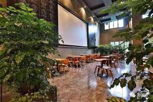 上海源咖啡会议场地-大堂