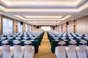 维也纳国际酒店(上海金沙江路店)会议场地-肖邦