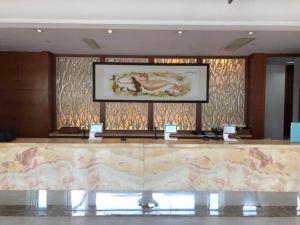 上海太阳岛度假酒店会议场地-大堂前台