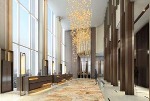 上海嘉定凯悦酒店会议场地-大堂